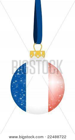Christmas ball - France