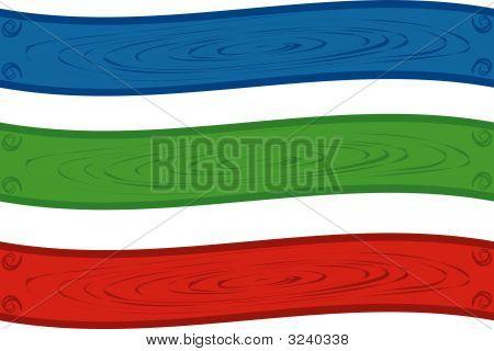 Banner Twirl