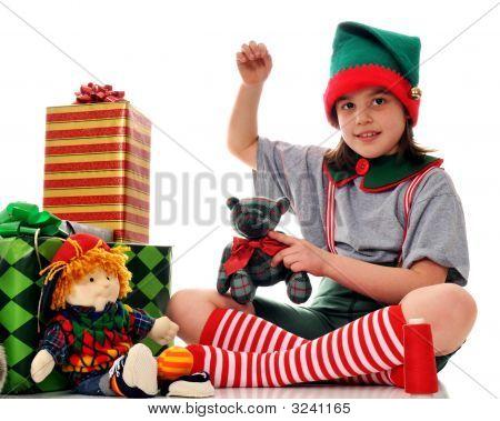 Christmas Elf Working