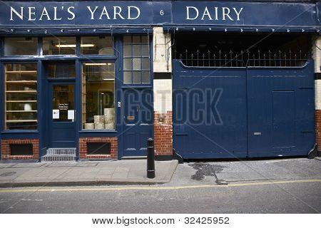 Neal's Yard Dairy
