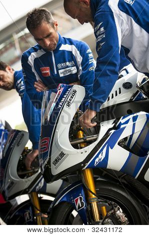 Yamaha Mechanics
