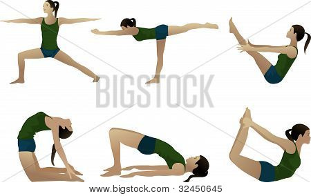 Yoga series