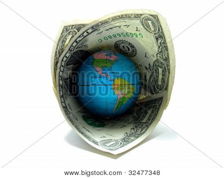 World dominated by the dollar