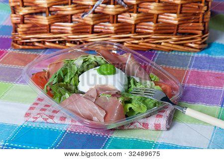 Bufala Mozzarella Salad