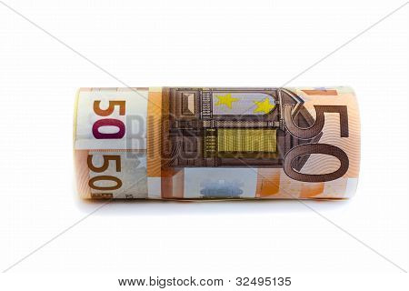 Monetary Denominations Advantage 50 Euros