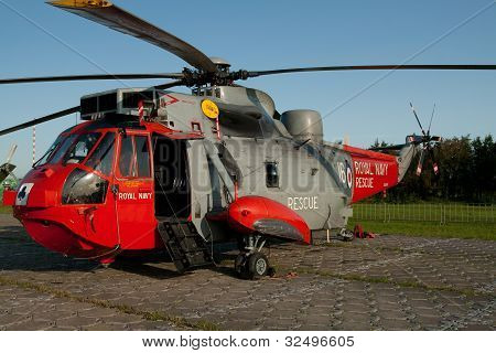 Sikorsky Sea King HU-5