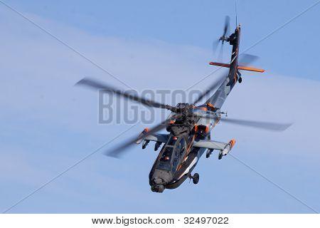 Dutch Apache AH-64D Solo Display Team