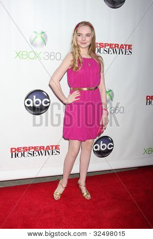 LOS ANGELES - APR 29:  Darcy Rose Byrnes arrives at the