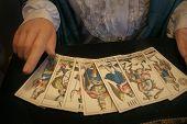 foto of fortune-teller  - penny arcade fortuneteller - JPG