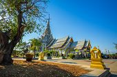 Wat Sothonwararam Is A Buddhist Temple In The Historic Centre And Is A Buddhist Temple Is A Major To poster