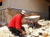 Rock Layer Hammering