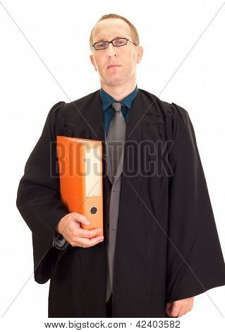 Lawyer Ready For The Next Lawsuit
