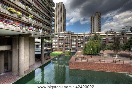 Barbican Center Residential
