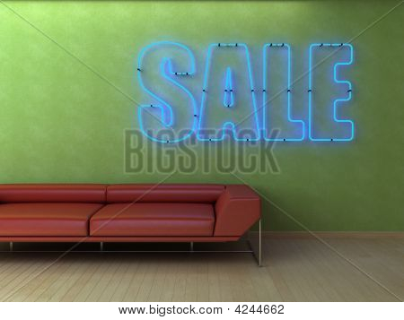 Neon Sale