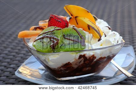 Icecream coupe