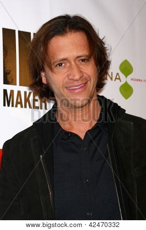 LOS ANGELES - FEB 20:  Clifton Collins Jr. arrives at The Wrap Pre-Oscar Event at the Culina at the Four Seasons Hotel on February 20, 2013 in Los Angeles, CA