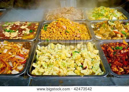 Chinese Food Buffet