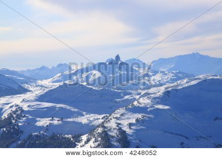 Blackcomb Mountain View