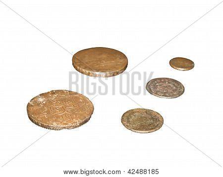 Arab Coins.