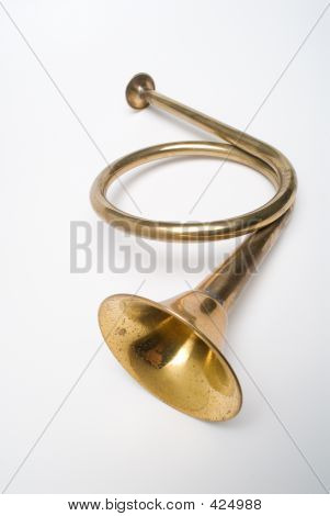Antique Toy Horn