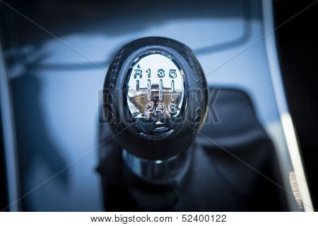 Closeup Photo Of Car Interiors In Bright Light