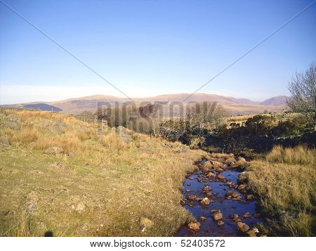 Birkerthwaite Fell, Lake District