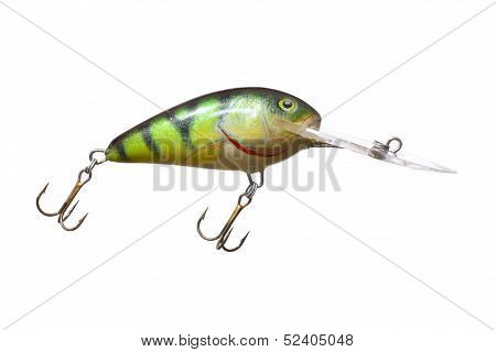 Fishing Hook Bait Wobbler