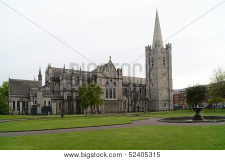 Saint Patrick's Cathedral Dublin