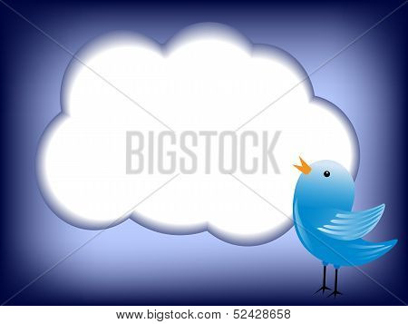 Tweet cloud