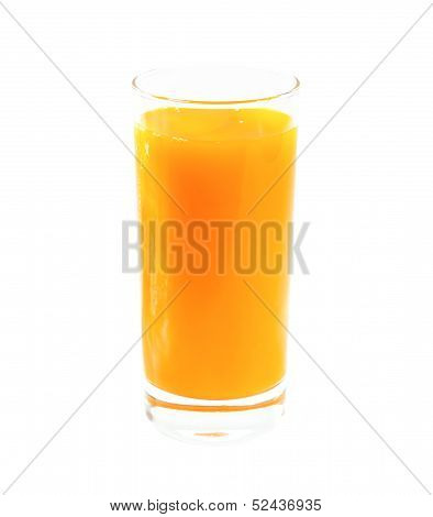 Full Glass Of Juice