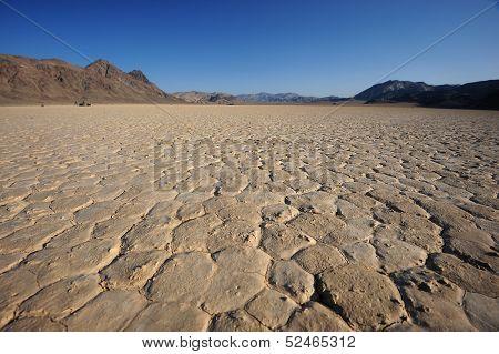 Drought Desert Land