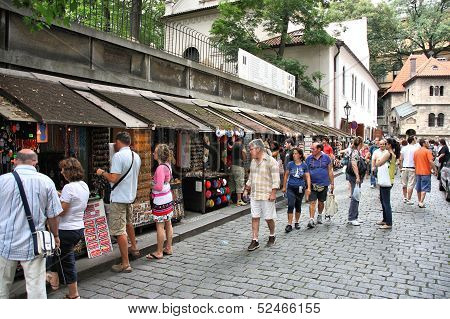 Prague - Jewish Quarter