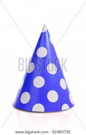 The Blue Fool's Cap