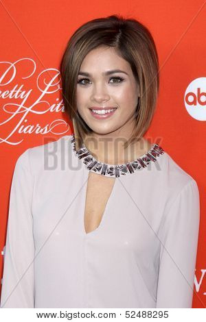 LOS ANGELES - OCT 15:  Nicole Gale Anderson at the
