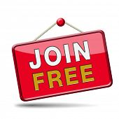 picture of joining  - free registration join here and now for a member account - JPG