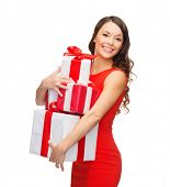 stock photo of fancy-dress  - christmas - JPG