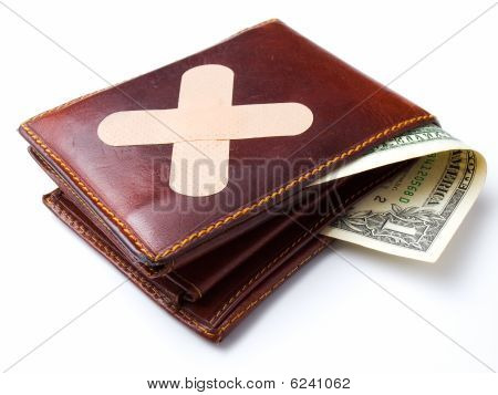 Bandage For Wallet
