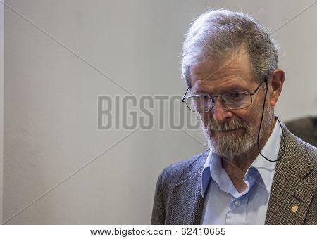 George Smith nobel laureate