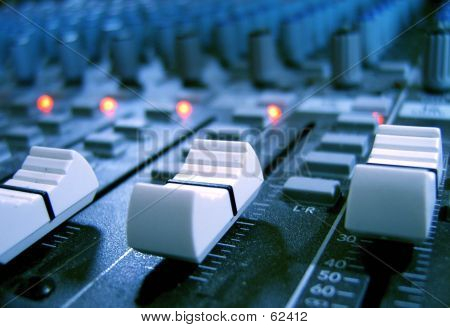 Digital Audio Faders