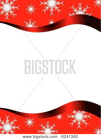 Vector christmas stationary