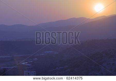 Aegean Sunrise