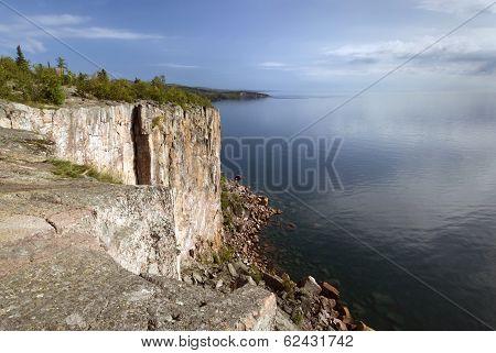 Palisade Head on the North Shore of Lake Superior, Minnesota