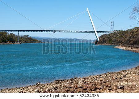 Batman Bridge Tasmania