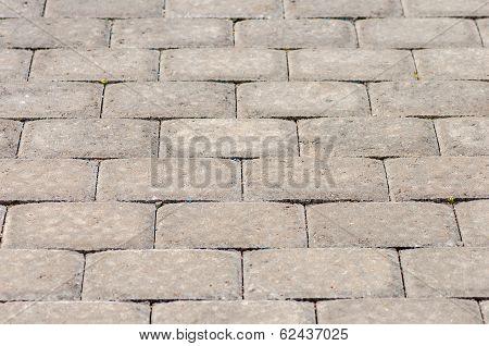 Abstract dark gray concrete pavement  texture
