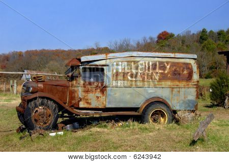 Arkansas Hillbilly Jalopy