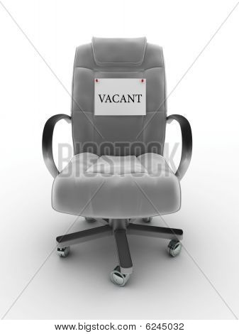 Vacant Seat