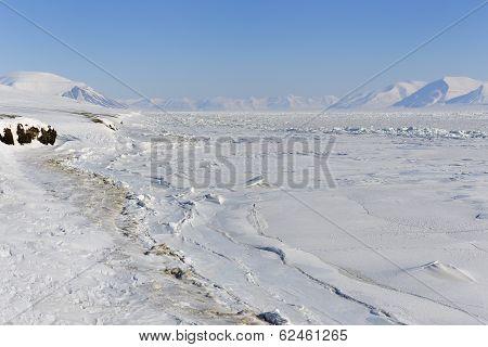Landscape Van Mijenfjorden