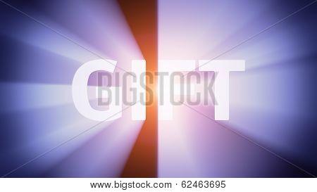 Illuminated Gift