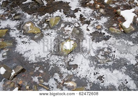 Ice Detail From Top