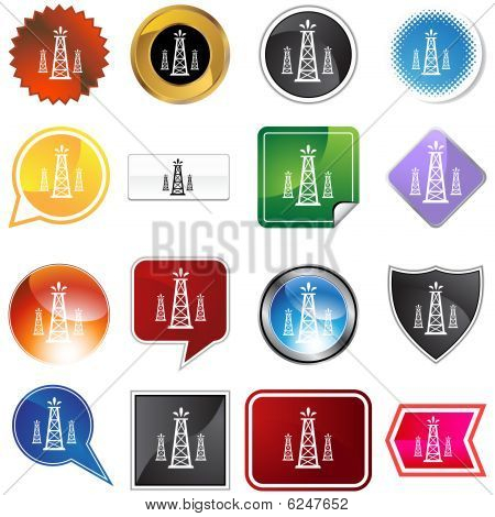 oil well variety set